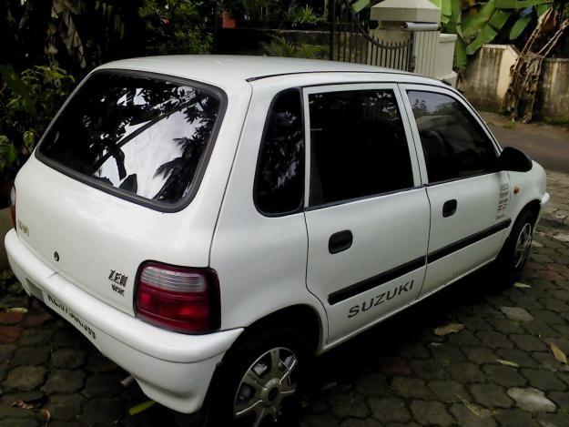 Maruti Suzuki Zen - my first car