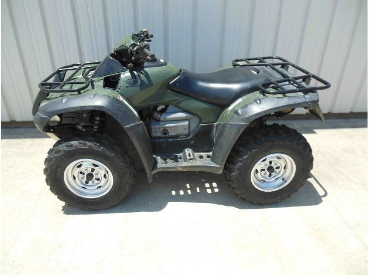 Brookhaven Honda Inc is the dealer of cheap used 2007 ‪#‎Honda‬ Fourtrax Rincon (trx680fa) Work/Utility ‪#‎ATV‬ from Brookhaven, MS, USA. They have thousand of cheap ATVs in various types. Find 2007 Honda Fourtrax Rincon (trx680fa) Work/Utility ATV for just $ 3699. Equipped with a 250 cc-class engine, this 2WD workhorse delivers seamless, reliable power right when you need it. You can see more details at:http://goo.gl/vp27cU