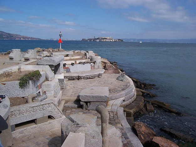 We have a Wave Organ that literally turns waves into music. | 17 Things No One Tells You About San Francisco