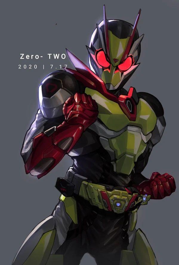 Pin By Kuro On Kamen Rider Kamen Rider Kamen Rider Zero Two Kamen Rider Zero One Anime Wallpaper kamen rider zero two
