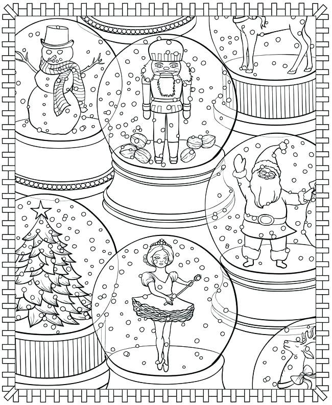 Santa Coloring Pages Christmas Coloring Pages Coloring Pages