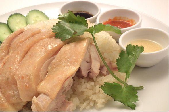 シンガポール料理 海南鶏飯