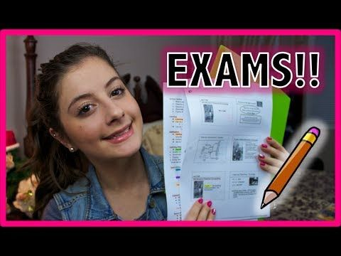▶ Note Taking & Studying Tips for Exams - YouTube - Some new things
