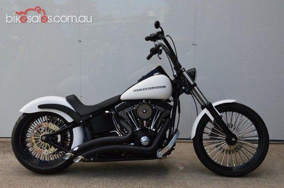 2007 Harley-Davidson Softail Custom 1584 (FXSTC)