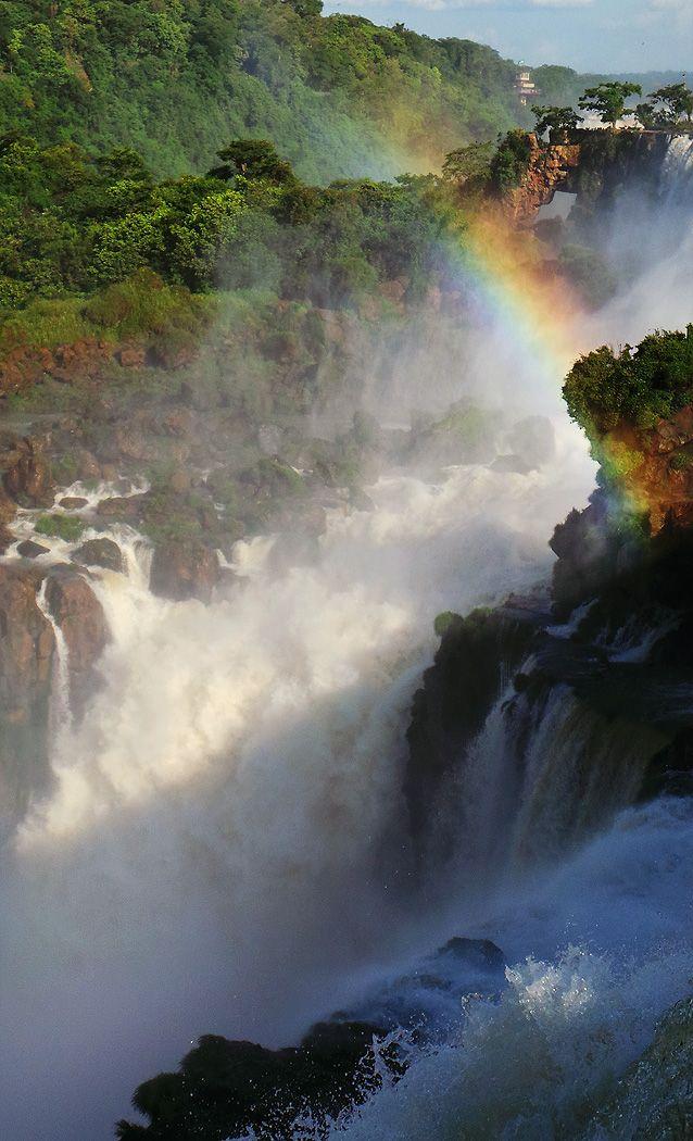 Iguazú Falls. Argentina/Brasil  © Gonzalo Kenny