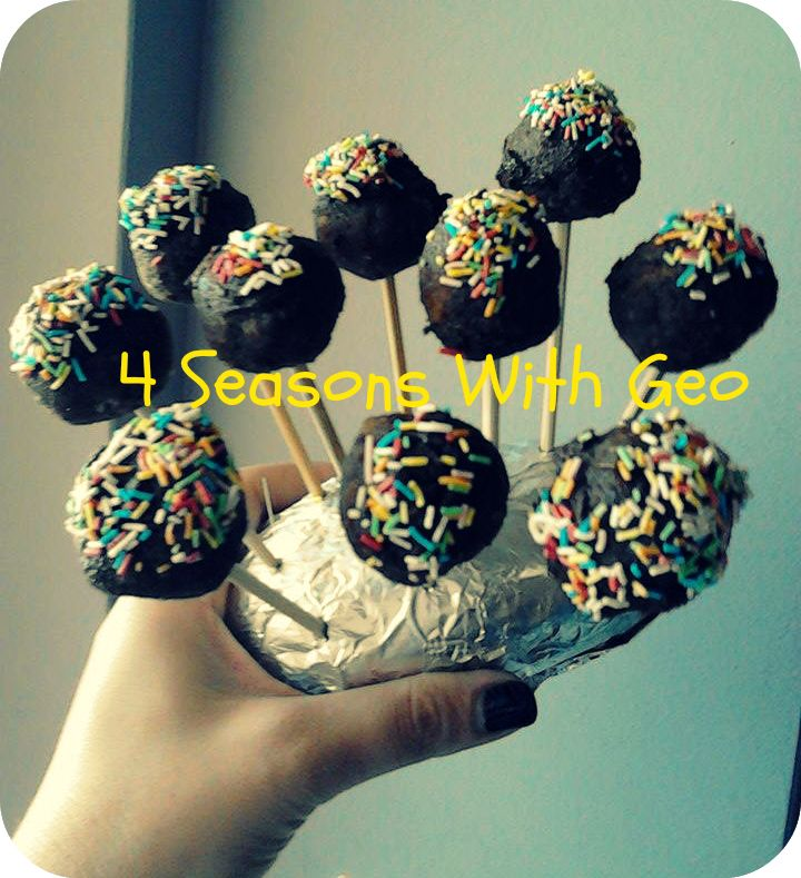 easy cake pops, recipe