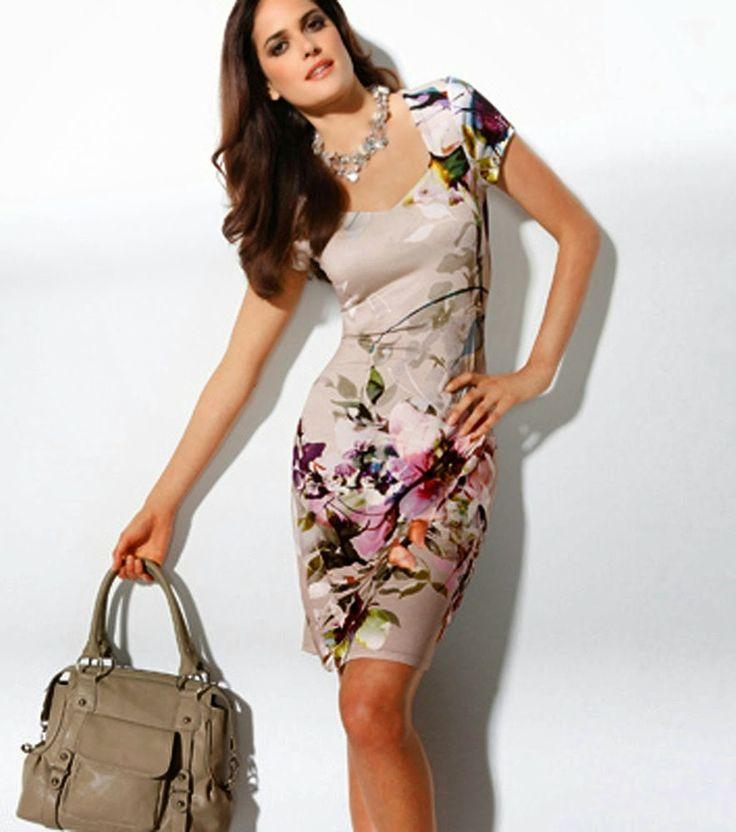 Resultado de imagen para vestidos entallados formales