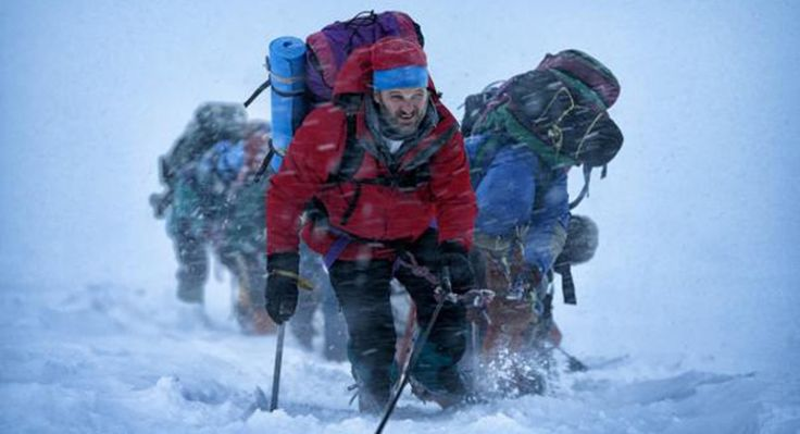 If you aren't already deathly afraid of heights and blizzards, you will be after seeing Everest. This dramatic thriller tells the story of the 1996 Mount Everest Disaster, in which eight people died while on an expedition to scale the infamous summit