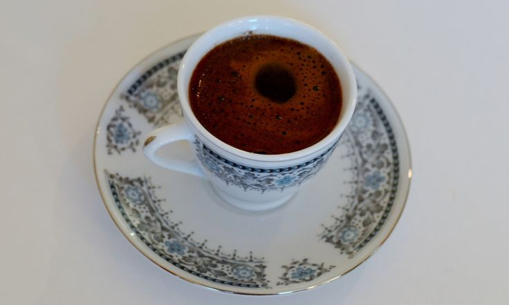 TÜRK KAHVESİ, czyli kawa poturecku