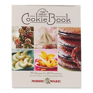 Nordic Ware The Great Cookie Book Golda's Kitchen