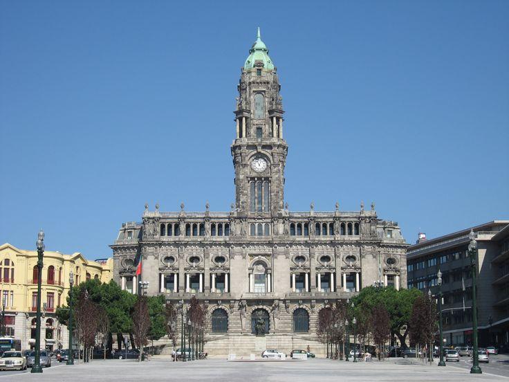 Ratusz w Porto
