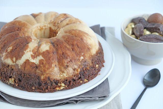 Brownie/vla taart         (monchou recept)