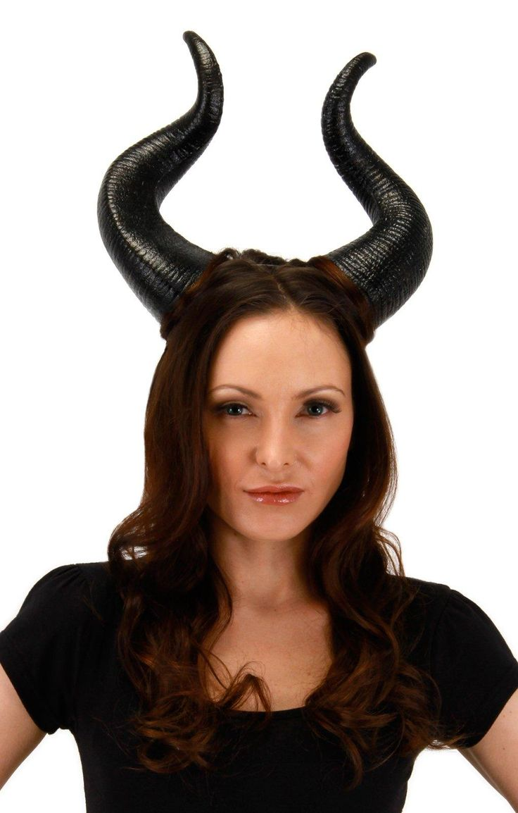 Maleficent Horns from BuyCostumes.com