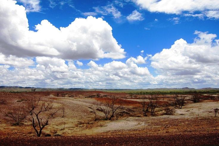 Outback - Northern Territory