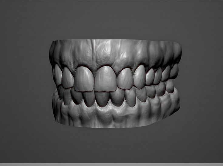 The Last of Us Characters Sculpt Teeth