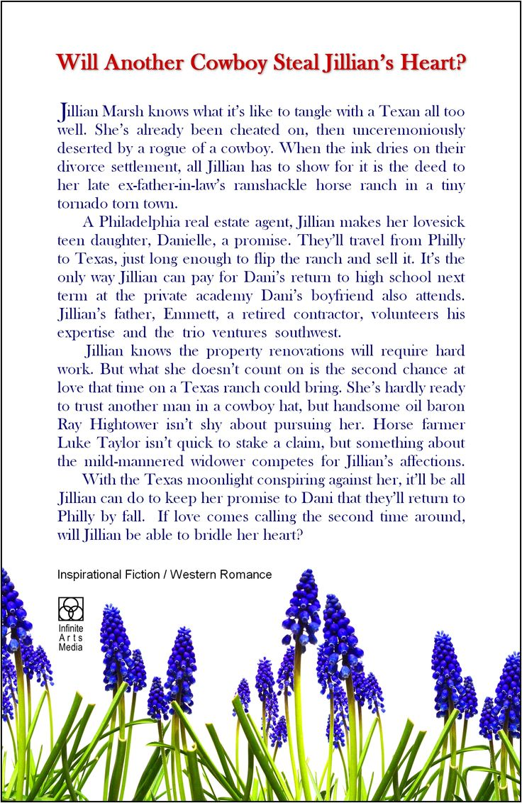 Back Cover Of Bridle My Heart: A Western Love Story (redeeming Romance) By
