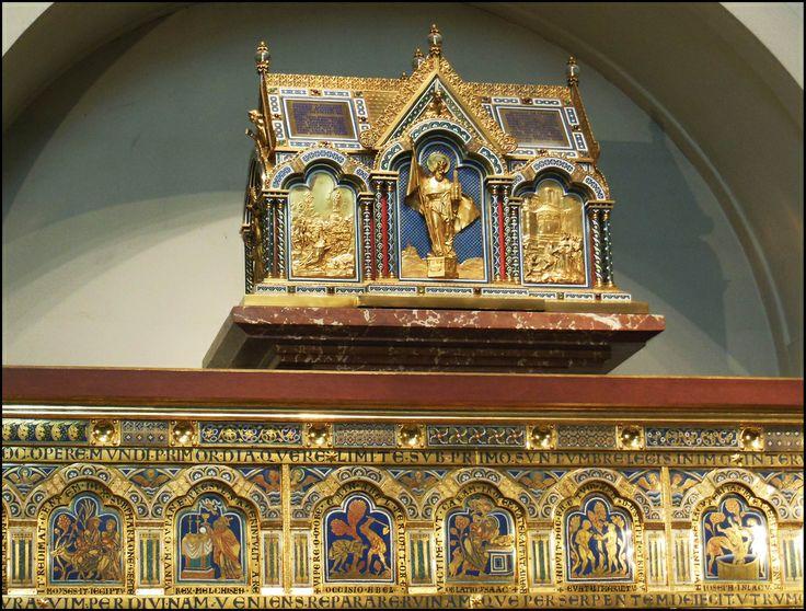 Verdun Altar, Klosterneuburg