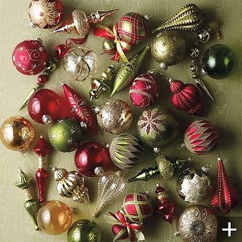 glad tidings designer decor kit christmas tree - Christmas Tree Decoration Kits
