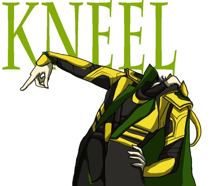 Fanpop > Characters > Loki (Thor 2011) > Images > Fan Art > Loki _ Kneel! (spoof of Boa Hancock from One Piece)