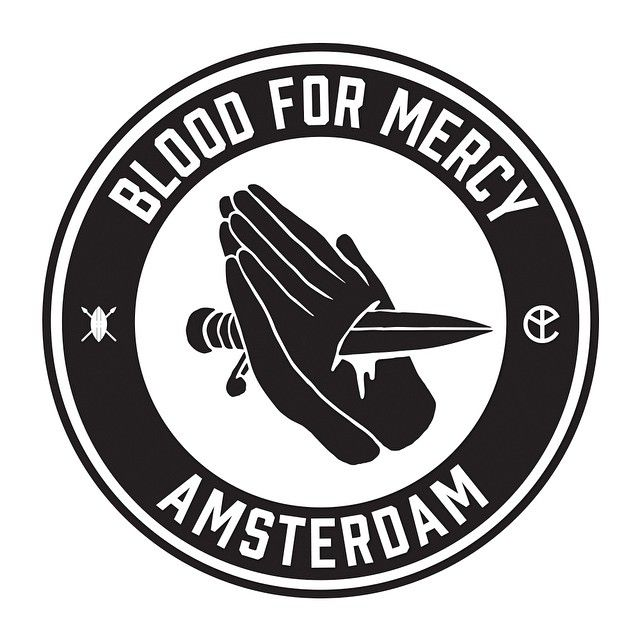 Blood for Mercy - Logo Patch (2015)