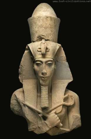 Akhenaten, or Moses, as they used to call him !