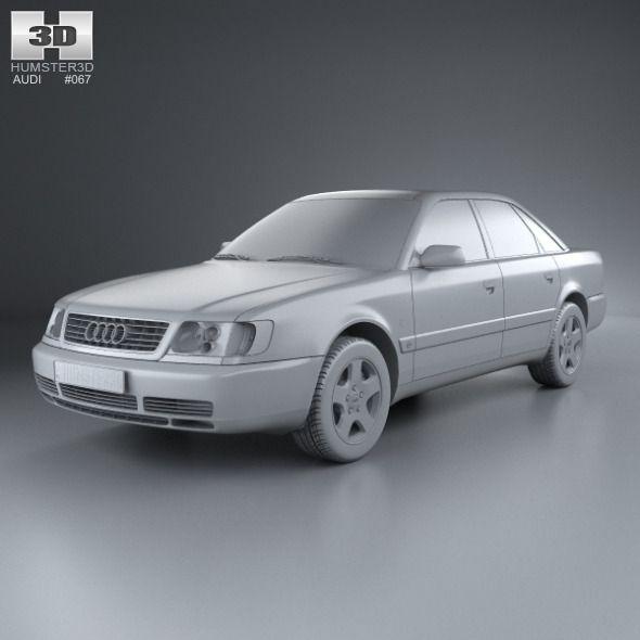 Audi A6 C4 Sedan 1994 Hatchback Audi A6 Sedan