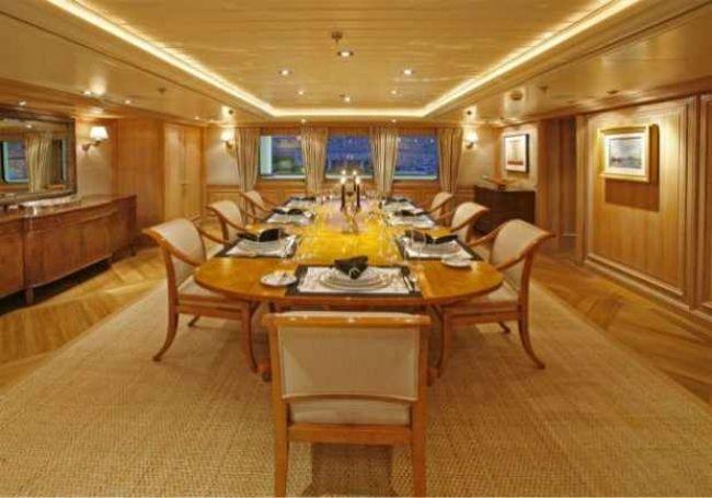 tatoosh yacht interior | Yachts