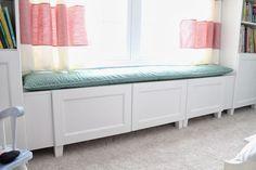 1000 Ideas About Window Seats Bedroom On Pinterest