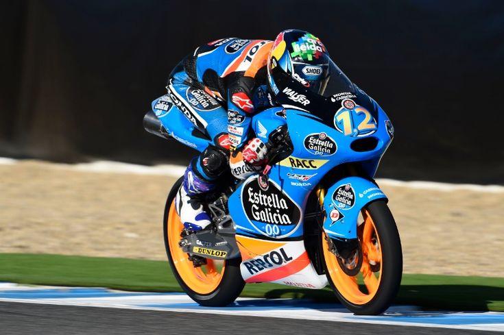 Alex Marquez, Spanish Moto3 2014