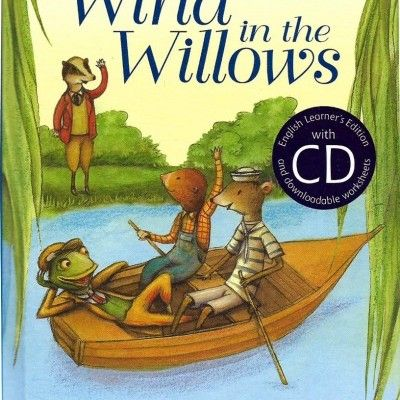 'The Wind in the Willows: Book & CD' - the classic story retold for children growing in reading confidence.