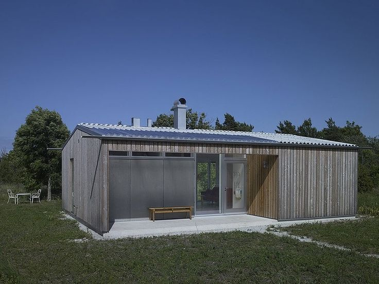 Gammelgarn Mattsarve by LLP Arkitektkontor