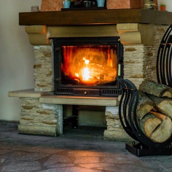 Ferrus- mobilne stojaki i wózki na drewno kominkowe | Ferrus Sirocco