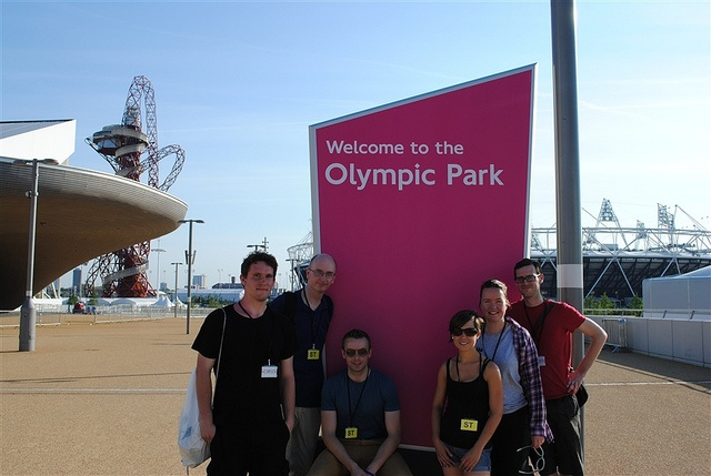 Londonist Olympic Walk May 2012