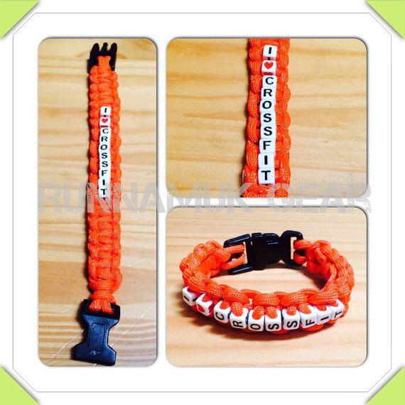 Cobra Paracord Survival Bracelet W Personalized Letter Beads By Runnamukgear 6 00 Motivation Crossfit Pinterest Bracelets And