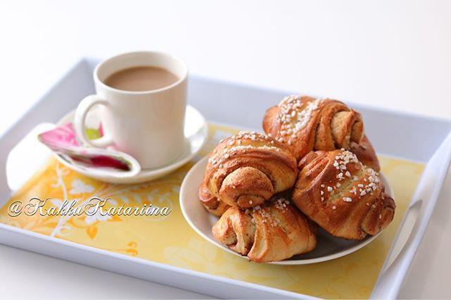 #leivojakoristele #kanelipullahaaste Kiitos @kakkukatriina