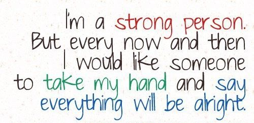 ... everything will be ok <3