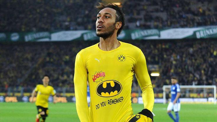 Dortmund – Schalke 3:2. Boom! Batman Aubameyang (astro snake, also Kagawa that made 1:0, and Aubameyang made the 3rd goal, and it ended with 3:2) haut Schalke um http://www.bild.de/bundesliga/1-liga/saison-2015-2016/spielbericht-borussia-dortmund-gegen-fc-schalke-04-am-12-Spieltag-41762878.bild.html
