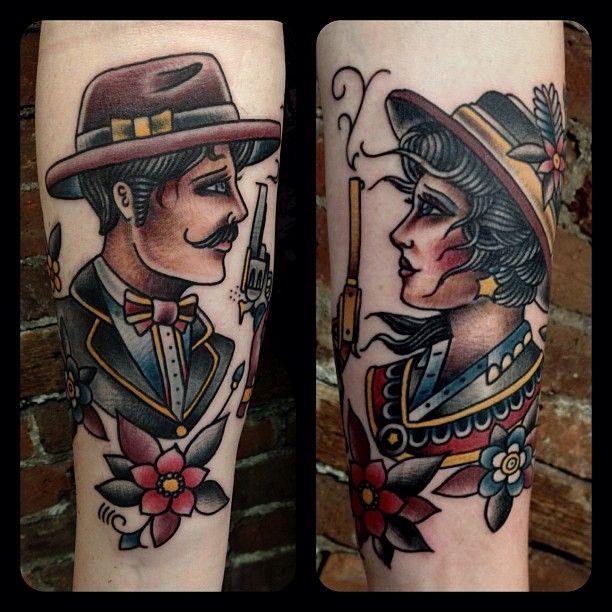 Matthew Houston @ Gastown Tattoo