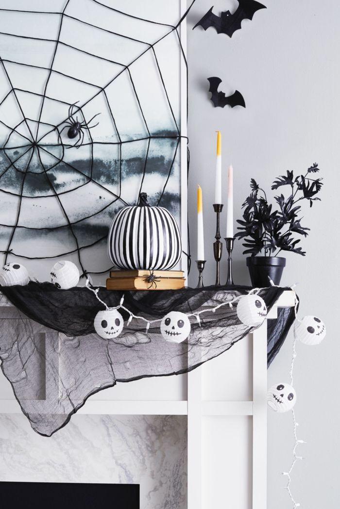 Die besten 25+ Halloween Wohnzimmer Ideen auf Pinterest - halloween deko wohnzimmer