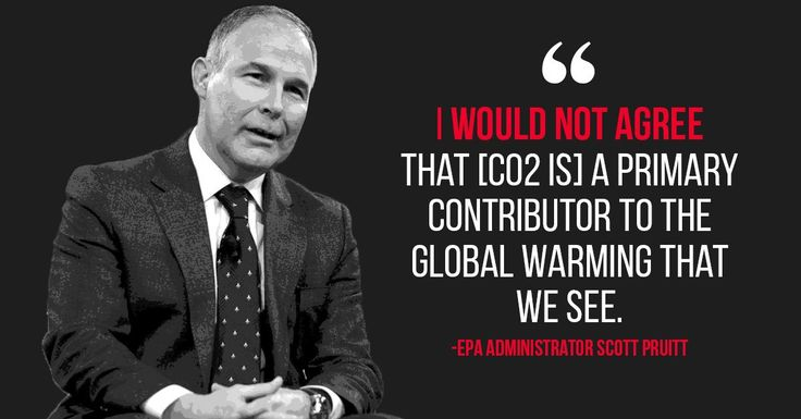 Our environmental and public health safeguards are at risk with #PollutingPruitt at the helm of the EPA   --   Friends of the Earth (@foe_us) | Twitter