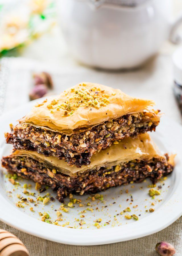 25+ best ideas about Chocolate baklava on Pinterest | Greek baklava ...