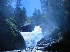 Cascade-des-pyrenees Guide du tourisme des Hautes-Pyrénées Midi-Pyrénées