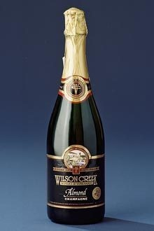 Wilson Creek Winery Almond Champagne Forgot how much I love this!