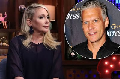 Shannon Beador Set To Face Off With Estranged Husband David In Court Over Custody Of Their Daughters!