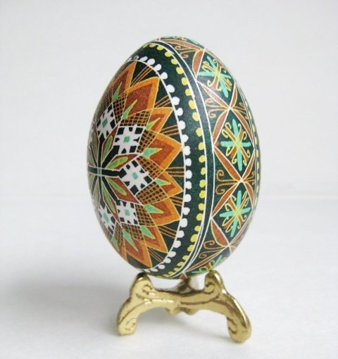 Naked egg video pysanky wife