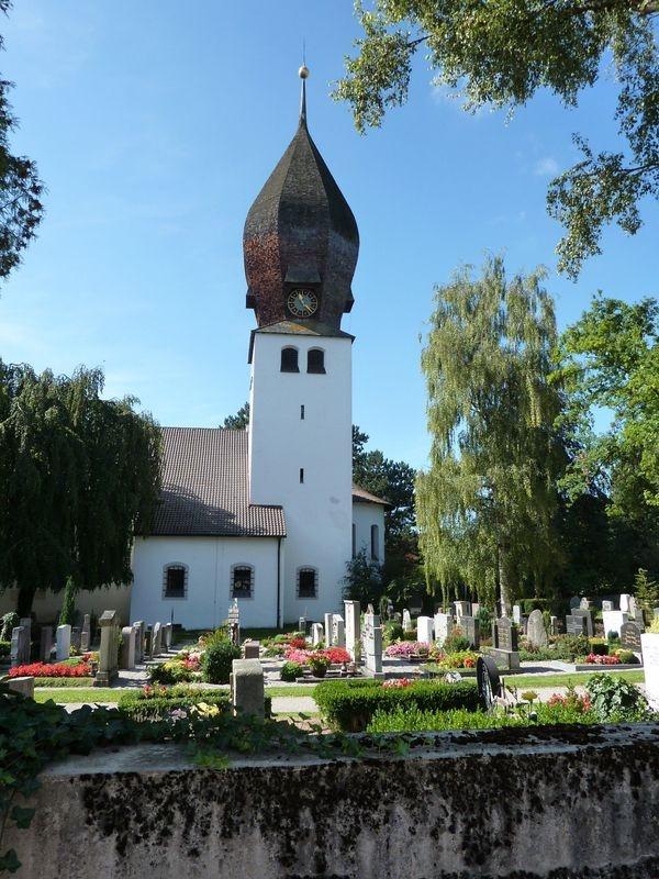 Wessling, Pfarrkirche Christkönig
