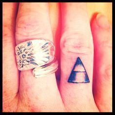 Marriage Symbol Tattoos on Pinterest | Bear Tattoos Symbol Tattoos ... http://www.buzzblend.com