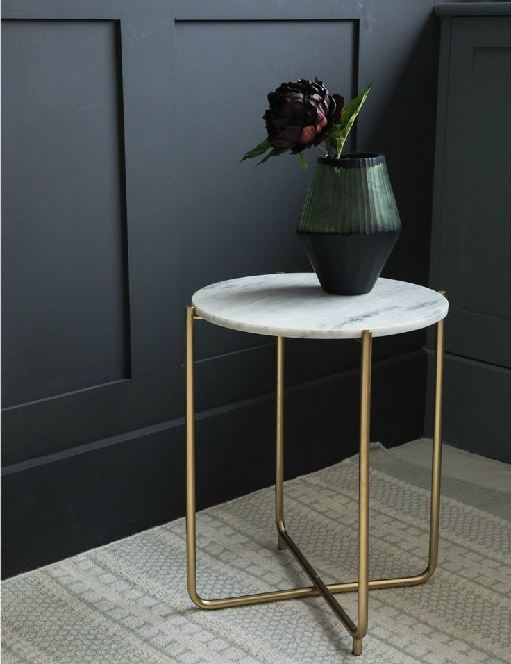 Best Side Table Images On Pinterest - Colorful judd side table with different variations