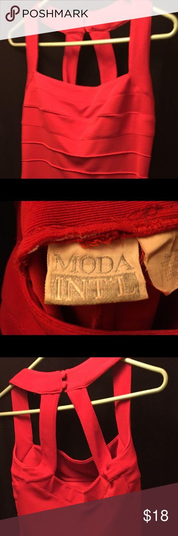 Womens dress Moda International Moda International brand, new. Moda International Dresses