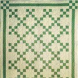 Irish chain quilt on pinterest irish chain quilt irish and chains